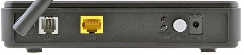 D-Link DSL-2600U/BRU/C/C2: подключение, настройка, характеристики
