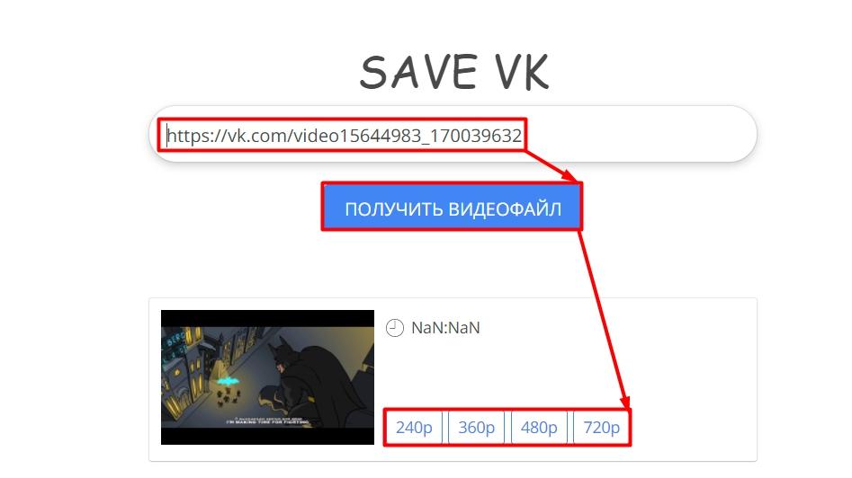 SaveVK
