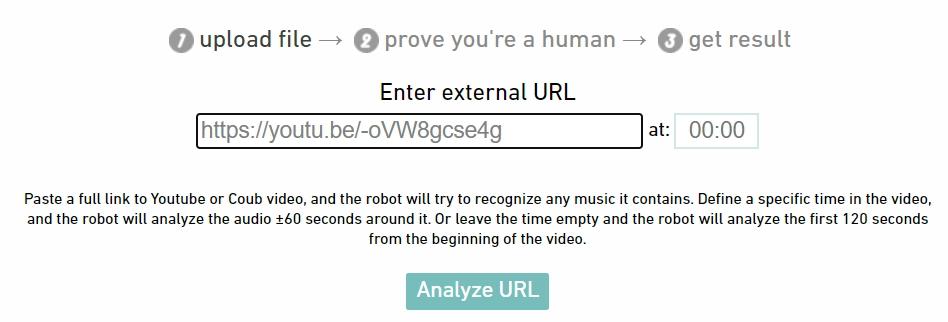 Как найти музыку по звуку онлайн: через микрофон, телефон, компьютер, запись, ссылку на YouTube