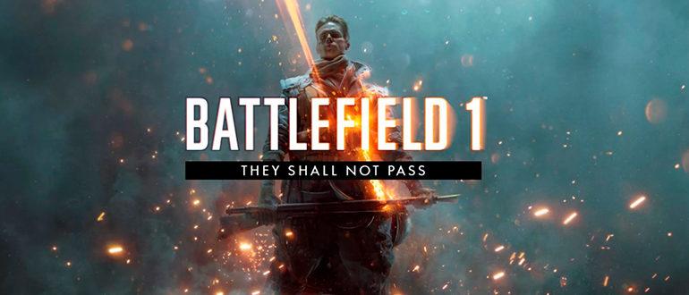Battlefiel 1 Они не пройдут (DLC)