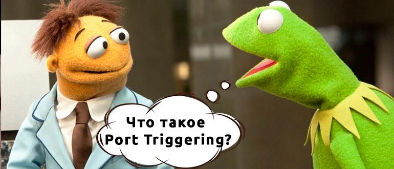 Что такое Port Triggering в настройках роутера?