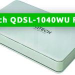 QTech QDSL-1040WU FON