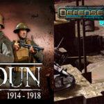 Раздача Verdun и Defense Grid: The Awakening в Epic Games Store