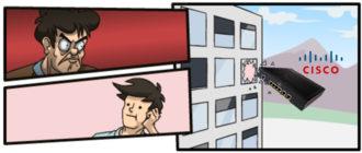 Сброс Cisco на заводские настройки