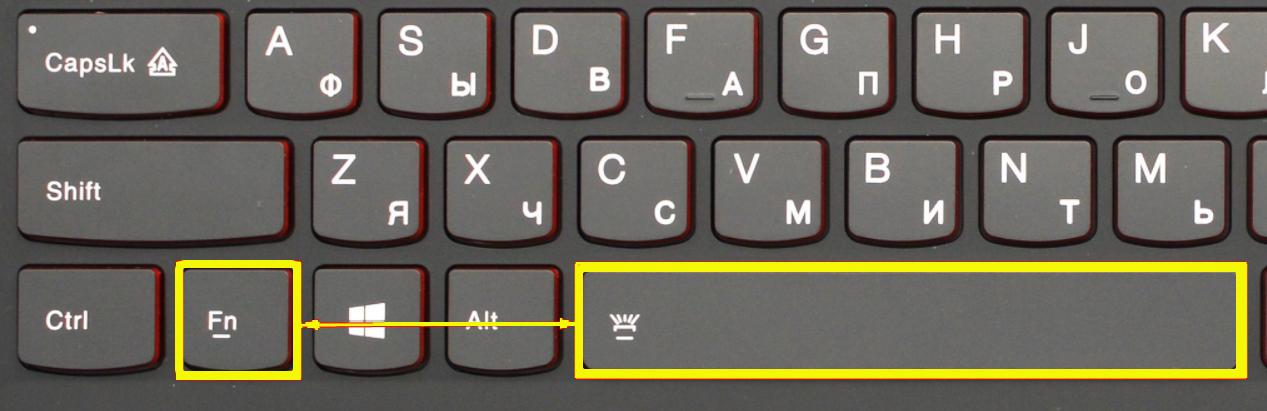 Как включить подсветку на клавиатуре: инструкция для ноутбуков и компьютеров