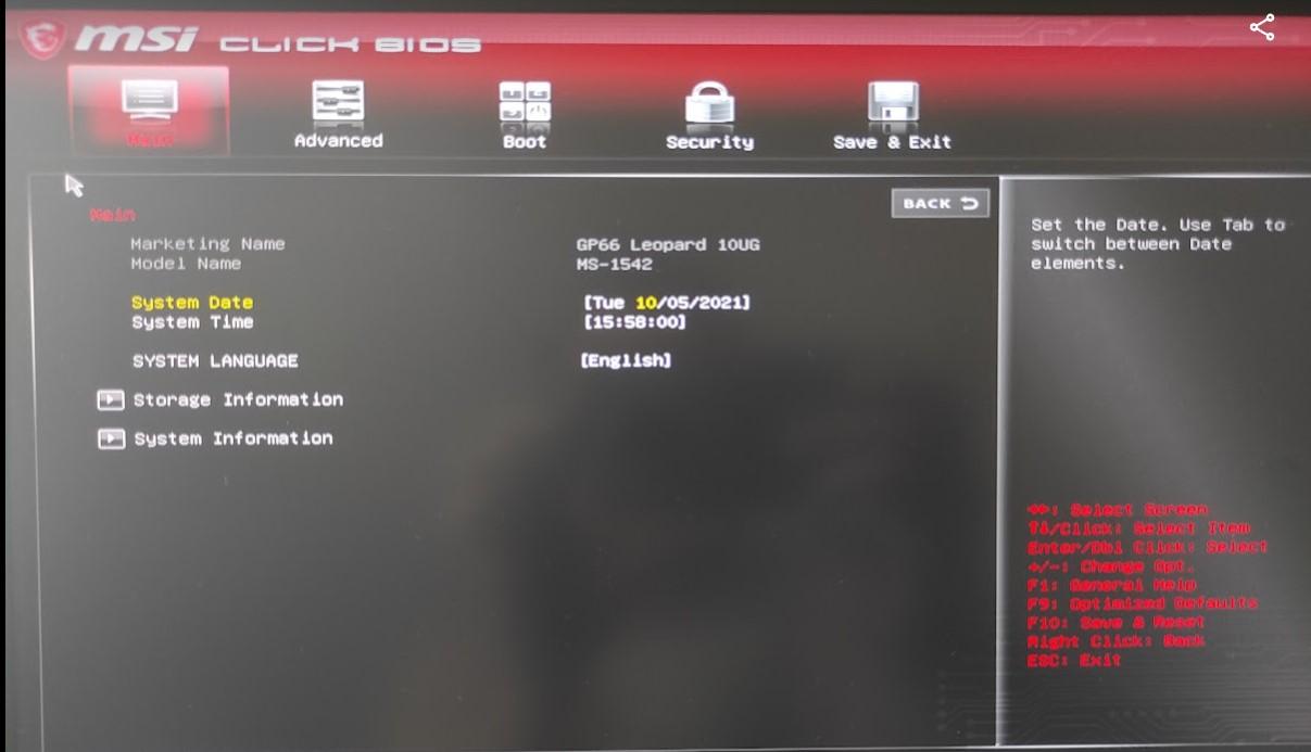 Установка модуля TPM 2.0 для Windows 11 на ноутбуках MSI